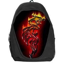 Dragon Fire Backpack Bag