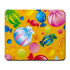 Sweets And Sugar Candies Vector  Large Mousepads