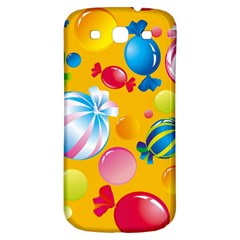 Sweets And Sugar Candies Vector  Samsung Galaxy S3 S Iii Classic Hardshell Back Case by BangZart