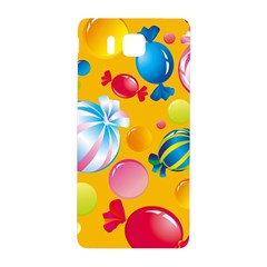 Sweets And Sugar Candies Vector  Samsung Galaxy Alpha Hardshell Back Case by BangZart