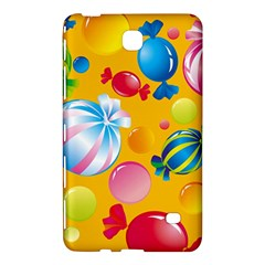 Sweets And Sugar Candies Vector  Samsung Galaxy Tab 4 (8 ) Hardshell Case
