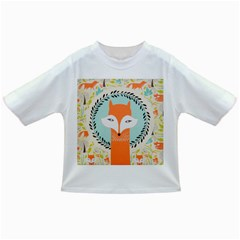 Foxy Fox Canvas Art Print Traditional Infant/toddler T Shirts