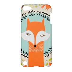 Foxy Fox Canvas Art Print Traditional Apple Ipod Touch 5 Hardshell Case