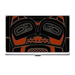 Traditional Northwest Coast Native Art Business Card Holders