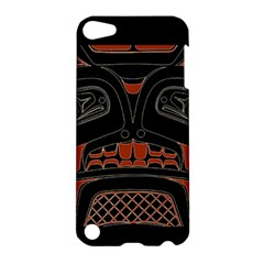Traditional Northwest Coast Native Art Apple Ipod Touch 5 Hardshell Case