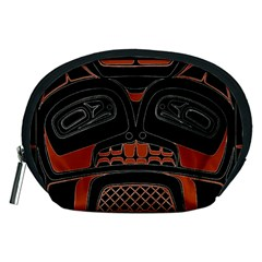 Traditional Northwest Coast Native Art Accessory Pouches (medium)