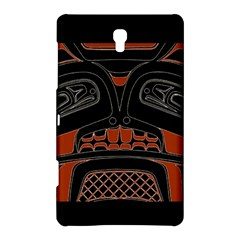 Traditional Northwest Coast Native Art Samsung Galaxy Tab S (8 4 ) Hardshell Case