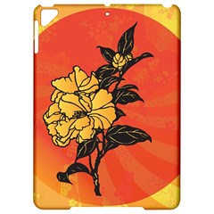 Vector Asian Flowers Apple Ipad Pro 9 7   Hardshell Case by BangZart
