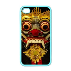 Bali Mask Apple Iphone 4 Case (color)