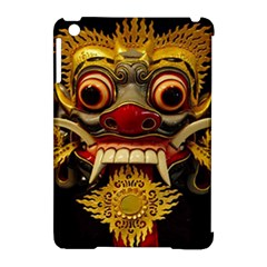 Bali Mask Apple Ipad Mini Hardshell Case (compatible With Smart Cover)