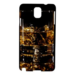 Drink Good Whiskey Samsung Galaxy Note 3 N9005 Hardshell Case