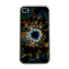 Crazy  Giant Galaxy Nebula Apple Iphone 4 Case (clear) by BangZart