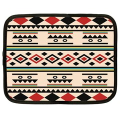 Tribal Pattern Netbook Case (large)