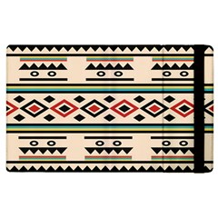 Tribal Pattern Apple Ipad 3/4 Flip Case by BangZart