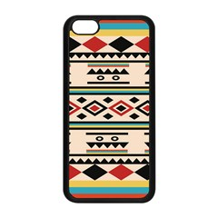 Tribal Pattern Apple Iphone 5c Seamless Case (black) by BangZart