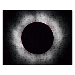 Solar Eclipse Rectangular Jigsaw Puzzl by BangZart