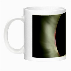 Solar Eclipse Night Luminous Mugs by BangZart