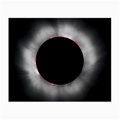 Solar Eclipse Small Glasses Cloth (2 Side)