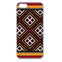 Toraja Pattern Pa re po  Sanguba ( Dancing Alone ) Apple Seamless Iphone 5 Case (color)