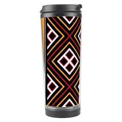 Toraja Pattern Pa re po  Sanguba ( Dancing Alone ) Travel Tumbler by BangZart