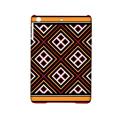Toraja Pattern Pa re po  Sanguba ( Dancing Alone ) Ipad Mini 2 Hardshell Cases