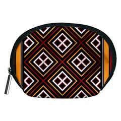 Toraja Pattern Pa re po  Sanguba ( Dancing Alone ) Accessory Pouches (medium)  by BangZart