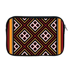 Toraja Pattern Pa re po  Sanguba ( Dancing Alone ) Apple Macbook Pro 17  Zipper Case by BangZart