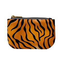 Tiger Skin Pattern Mini Coin Purses by BangZart