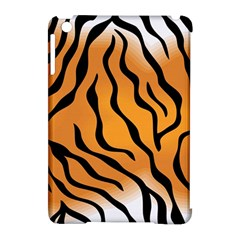 Tiger Skin Pattern Apple Ipad Mini Hardshell Case (compatible With Smart Cover)