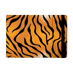 Tiger Skin Pattern Ipad Mini 2 Flip Cases