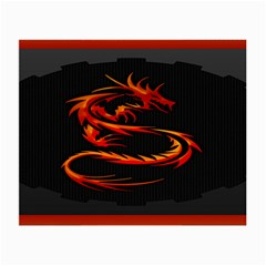 Dragon Small Glasses Cloth (2 Side)