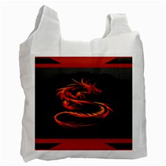 Dragon Recycle Bag (one Side)