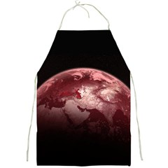 Planet Fantasy Art Full Print Aprons by BangZart