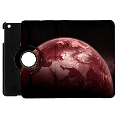 Planet Fantasy Art Apple Ipad Mini Flip 360 Case