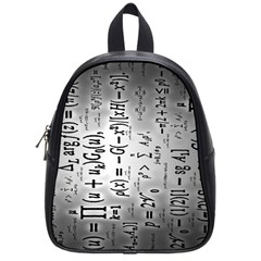 Science Formulas School Bags (small)  by BangZart