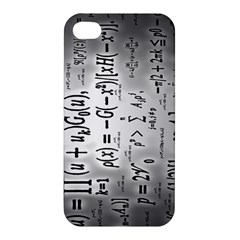 Science Formulas Apple Iphone 4/4s Hardshell Case