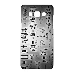 Science Formulas Samsung Galaxy A5 Hardshell Case  by BangZart