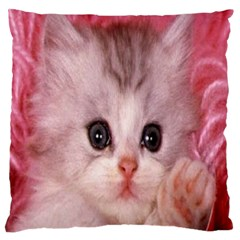Cat  Animal  Kitten  Pet Standard Flano Cushion Case (two Sides)