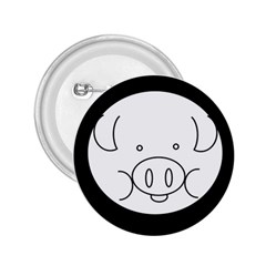 Pig Logo 2 25  Buttons by BangZart