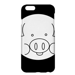 Pig Logo Apple Iphone 6 Plus/6s Plus Hardshell Case by BangZart
