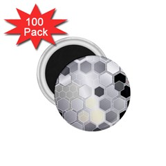 Honeycomb Pattern 1 75  Magnets (100 Pack)