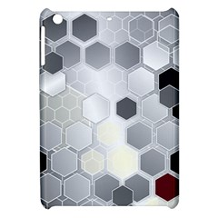 Honeycomb Pattern Apple Ipad Mini Hardshell Case
