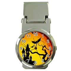 Halloween Night Terrors Money Clip Watches by BangZart