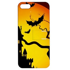 Halloween Night Terrors Apple Iphone 5 Hardshell Case With Stand by BangZart