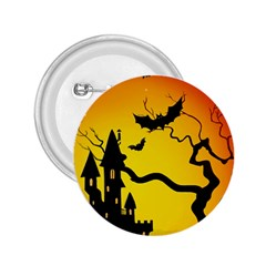 Halloween Night Terrors 2 25  Buttons by BangZart