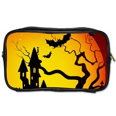 Halloween Night Terrors Toiletries Bags 2 Side