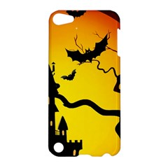 Halloween Night Terrors Apple Ipod Touch 5 Hardshell Case by BangZart