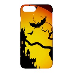 Halloween Night Terrors Apple Iphone 7 Plus Hardshell Case by BangZart