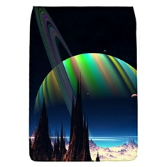 Planets In Space Stars Flap Covers (s)  by BangZart