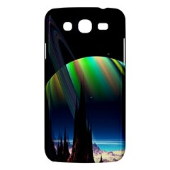 Planets In Space Stars Samsung Galaxy Mega 5 8 I9152 Hardshell Case